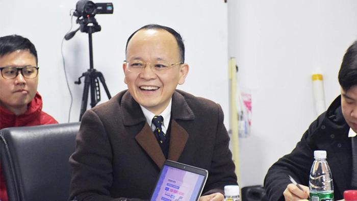 刘铁鹏先生 发言剪影